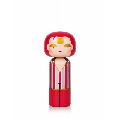 Ziggy Stardust Kokeshi Doll Large